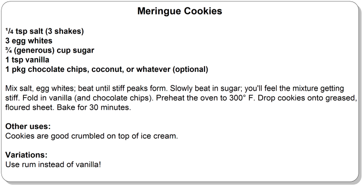 Chapter 4 document type needs analysis sample cookie recipe forumfinder Images